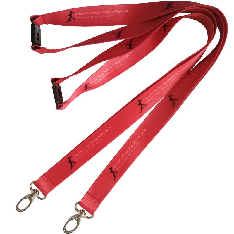safety neck lanyards