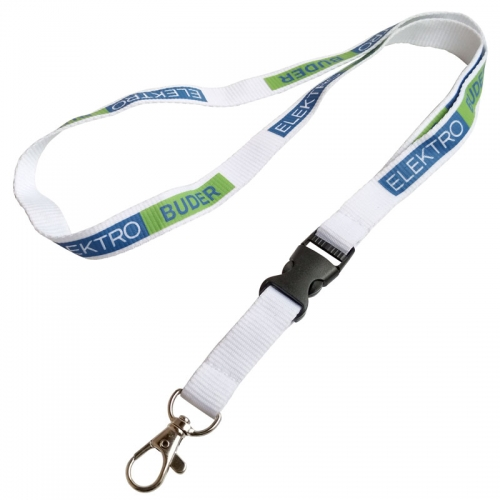 make your own lanyard