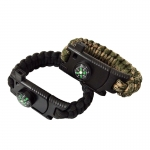 Cool Paracord Buckle Bracelet Survival For Sale