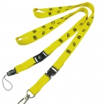 Personalised Sports Lanyards For ID Badges