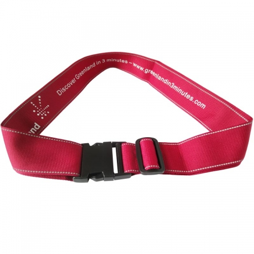 combination luggage strap