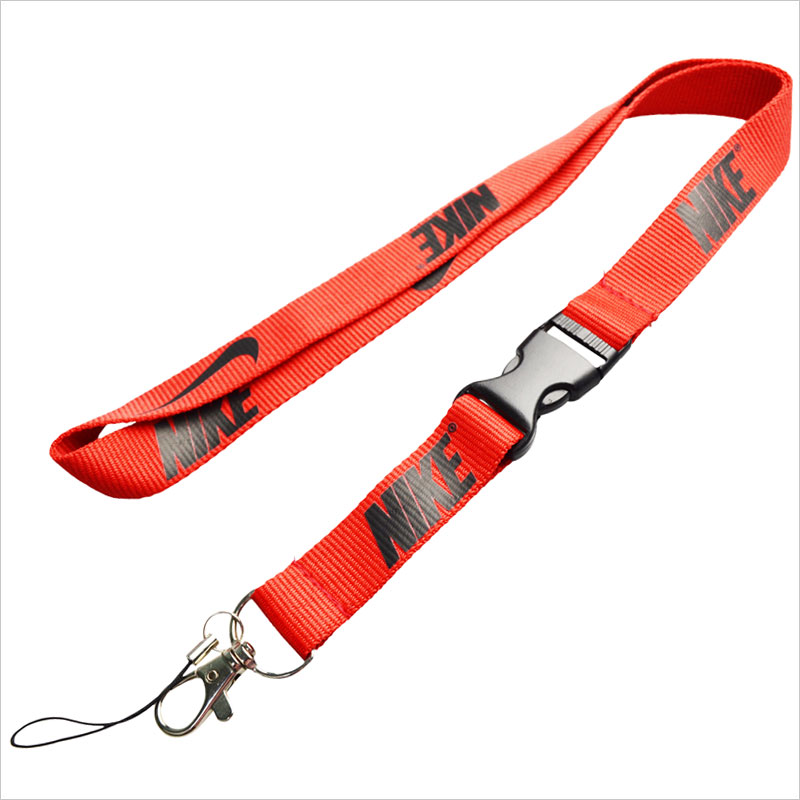 Custom Polyester Personalised Lanyards Small Order