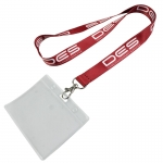 Cheap Badge Holders and Lanyards For Sale