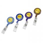 Personalized Retractable Badge Holder