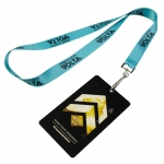 personalised vip lanyards and badges small order
