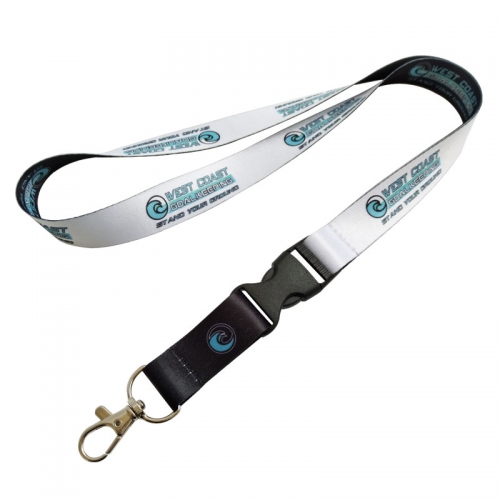Wholesale Custom Quick Release Company Lanyards