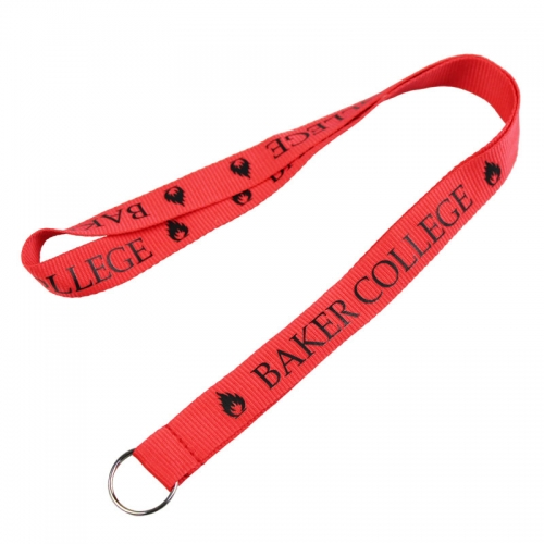Cheap Eco Lanyards Custom Printing No Minimum Order