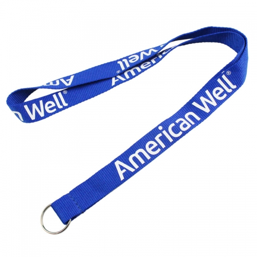 Low Cost Single Custom Lanyards For Name Badges