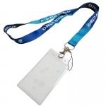 Customize Lanyard And Badge Holder