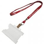 Cheap Personalized Custom ID Badge Lanyards