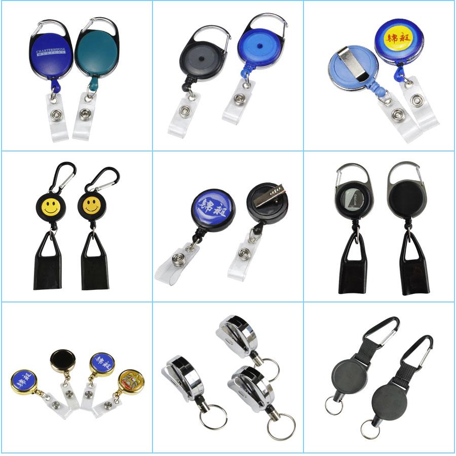 Cheap Blank Badge Reels Supplies