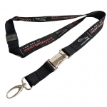 Custom Logo Lanyards And Name Badges