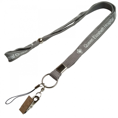 Screen Printed Lanyards For Cards