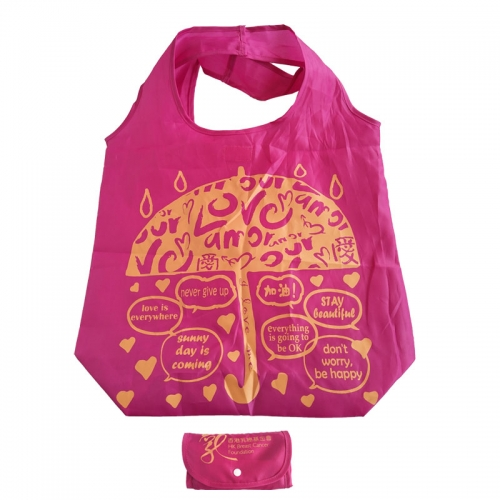 Large Cute Foldable Reusable Shopping Bags